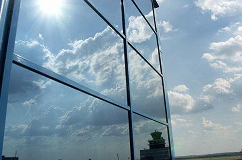 protisluneční okenní folie na okna Next Hradec Králové
